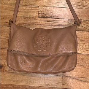 Tory Burch Thea Fold Over Crossbody Bag